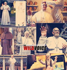 """False Prophet """"pope"""" Francis being Worshiped through his Statues (The Wild Voice) Tags: pope francis falseprophet false prophet popefrancis bergoglio jorge mario dirtywar argentinian falso profeta papa francesco statues statue worship church vatican catholic cattolica apostolica chiesa satana satan antichrist mariadivinemercy maria divine mercy bookoftruth the book of truth thewildvoice wild voice jesus christ gesu cristo messaggi profezie prophecies fulfilled"""