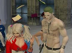 Jesie Halloween Party 21 (hunnibear86) Tags: halloween costume secondlife sl demon wolf lycan