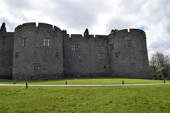 Chirk Castle, Wrexham, Wales (bigjohn23582) Tags: chirkcastle chirk castle wales may sun springtime nature nationaltrust europe outdoors countryside country