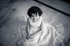 20160819-DSC_2848 (Vighnaraj Bhat) Tags: nikon d750 85mmf18g fullframe primelens bokeh blackwhite bokehlicious bw monochrome indoor child portrait people vignette