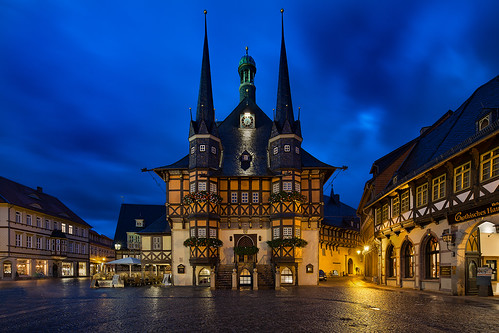 City hall of Wernigerode