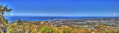 [HDR PANO] Sealy Lookout @ Coffs Harbour (myshutterworld) Tags: mountain panorama pano landscape coffs harbour coast australia nsw hdr sea scenic sealy sceniclookout view