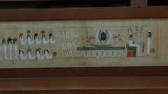 Egyptian Museum (Rckr88) Tags: egyptian museum egyptianmuseum cairo egypt africa travel papyrus text ancient ancientegypt museums relic relics artifact architecture