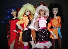 Misfits 2016 (screamboy19) Tags: misfits pizzazz roxy stormer jetta clash integrity toys jem holograms color infusion 80s group designing woman