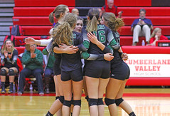 IMG_2457 (SJH Foto) Tags: golden budda by clive cussler part 25 girls volleyball high school northstar holy redeemer team teen teenager huddle cheer hug