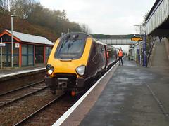 211132 Liskeard (Marky7890) Tags: xc 221132 class221 supervoyager 1s47 liskeard railway train cornwall