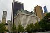Plaza Hotel, Manhattan, NYC (SomePhotosTakenByMe) Tags: plaza hotel crownbuilding 712fifthavenue solowbuilding urlaub vacation holiday usa america amerika newyork newyorkcity nyc manhattan midtown innenstadt stadt city skyscraper wolkenkratzer outdoor one57 uptown