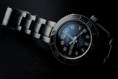 Seiko Marine Master 300 SBDX017 (paflechien33) Tags: seiko marine master 300 sbdx017 nikon d800 sigma 50mmf14dghsm a sb900 sb700