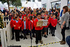 Children from Pleasant St School singers (James O'Hanlon) Tags: ken dodd kendodd st johns market liverpool opening officially characters singing choir tickling stick malcolmkennedy stjohnsmarket event