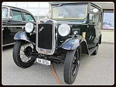 Austin Seven, 1932 (v8dub) Tags: austinseven 1932 7 schweiz suisse switzerland british pkw voiture car worldcars wagen auto automobile automotive old oldtimer oldcar klassik classic collector