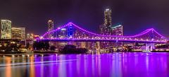 Purple Story Bridge (mudge.stephen) Tags: storybridge brisbane