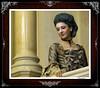 (2418) Indumentària Civil al Palau del Marquès de Dosaigües (QuimG) Tags: instantsidetalls portrait retrat retrato framedart olympus quimg quimgranell joaquimgranell afcastelló specialtouch obresdart