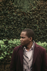 - untitled - (Philip Kisia) Tags: burgundy maroon jacket fall autumn winter sweater cold warm outdoors nature creepers leaves ebony nubian east african africa kenyan kenya nairobi kileleshwa pelz pelzphphotography