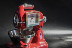 Rhrmaschine (Marcel de la Croix) Tags: em5markii makro stacking olympus omd em5 ii klein miniatur croix kchenmaschine teig rhrmaschine backen pltzchen
