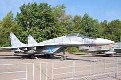 26 Blue Mikoyan Mig-29C (johnyates2011) Tags: moscowvictorypark centralmuseumofgreatpatrioticwar 26blue mig mig29 mikoyan mikoyanmig29