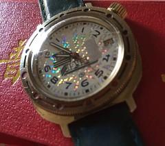 Vostok 1941-1945 (JojaOnline - Крокодил) Tags: soviet vostok cccp russianwatch sovietwatch wostok orologiorusso komandirskie wwwcccpforumit orologeriarussa orologeriasovietica orologiosovietico