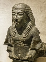 Seated older official Egypt Sakkara New Kingdom Late 18th-early 19th Dynasty 1325-1290 BCE (mharrsch) Tags: old portrait sculpture man male statue geotagged official ancient egypt maryland baltimore bust aged 18thdynasty waltersartmuseum sakkara newkingdom 19thdynasty 14thcenturybce 13thcenturybce mharrsch geo:lat=39296574 geo:lon=76616365