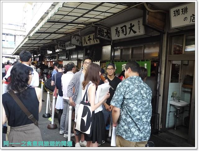 東京築地市場美食松露玉子燒海鮮丼海膽甜蝦黑瀨三郎鮮魚店image011