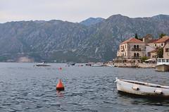 Perast Bay, Montenegro (hmak0) Tags: travel stone 35mm island bay travels nikon europe mediterranean explore balkans oldtown easterneurope adriatic montenegro dalmatia perast d5100 interrailingpartii