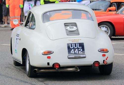 Jim Clark Porsche 356