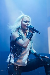 "Doro @ RockHard Festival 2015 • <a style=""font-size:0.8em;"" href=""http://www.flickr.com/photos/62284930@N02/20904467936/"" target=""_blank"">View on Flickr</a>"