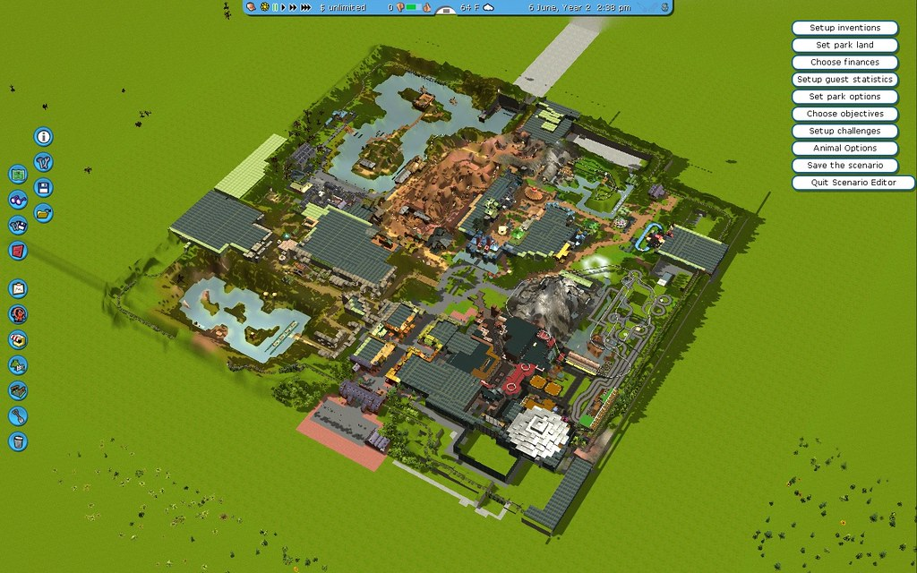The World's newest photos of rct3 and rollercoastertycoon - Flickr