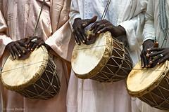 Drummers (Irene Becker) Tags: africa niger village performance event westafrica nigeria blackafrica arewa northernnigeria newbussa nigerianimages nigerianphotos imagesofnigeria northnigeria borgulga kainjilake atbowatan borgukingdom