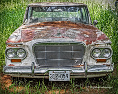 Minnesota Collector (augphoto) Tags: auto old abandoned car minnesota automobile unitedstates decay vehicle weathered alborn augphotoimagery