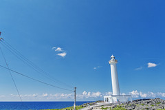 _DSC0720 (Reggie BIG) Tags: blue sky sony okinawa m3 沖繩 藍天 残波岬 rx100
