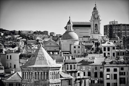 Visions of Genoa III