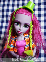 Marisol Coxi. My NEW Doll (eneida_prince) Tags: photo doll dolls photoshoot photos bigfoot mh mattel 2015 monsterhigh osalina monsterhigh2015 marisolcoxi monsterexchangeprogram