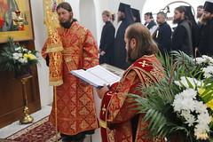 039. Patron Saints Day at the Cathedral of Svyatogorsk / Престольный праздник в соборе Святогорска