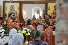 046. Patron Saints Day at the Cathedral of Svyatogorsk / Престольный праздник в соборе Святогорска