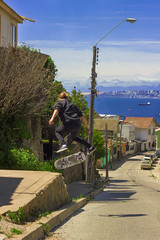 Cata - flip rolin (Bichosb) Tags: girl us flip skate skateboard diaz cata descaro patineta skatechile girlskate skatelife