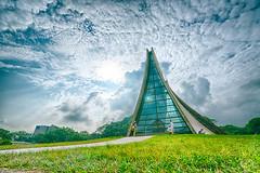 (Mirage D.Y.) Tags: college church taiwan taichung  thu      tunghaiuniversity  ieohmingpei