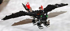 How to Train your Dragon (timstone726) Tags: toys lego dragons dreamworks toothless hiccup moc blackdragon legocreation legoideas kidsmovie animatedmovies howtotrainyourdragon