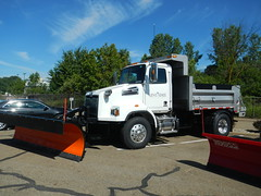 Western Star Snow Plow (Jamo1454) Tags: road snow truck star kent arm state dump machinery american western plow