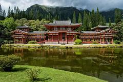 Valley of Temples (Tobias Kroeger) Tags: ocean usa holiday america lost island hawaii honeymoon pacific oahu urlaub insel bigisland amerika pazifik flitterwochen