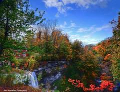 morningstar mill / decew waterfalls (Rex Montalban Photography) Tags: autumn waterfall niagara decewfalls morningstarmill rexmontalbanphotography