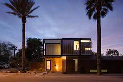 Дом Sosnowski Residence в Темпе от Chen + Suchart Studio