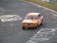 BMW 2002 Tii (elbaracuda2002) Tags: auto car race germany deutschland automotive eifel motor motorsport nrburgring grnehlle bmw02 worldcars
