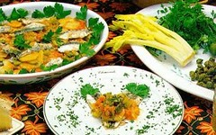 Cucina siciliana - Sarde alla ghiotta (RicetteItalia) Tags: olive pesce sarde povero ghiotta