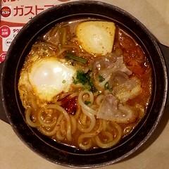#5178 jjigae () (Nemo's great uncle) Tags: food dinner geotagged restaurant squaredcircle  squircle gusto funabashi   setagayaku tky    geo:lat=356474772 geo:lon=13962154150000003