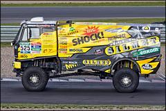 LIAZ Dakar (Pavel Vanka) Tags: show race truck czech rally exhibition most czechrepublic dakar circuit rallye racetruck liaz autodrom racecircuit macik rallydakar autodrommost