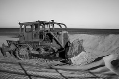 The Sand Mover (JMFusco) Tags: newjersey machinery jerseyshore springlake