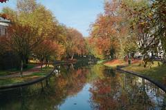 Maliesingel autumn (Danique_b) Tags: autumn netherlands canal utrecht singel