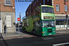 RA246, Arran Quay, 17/12/15 (hurricanemk2c) Tags: dublin bus buses 2015 dublinbus volvoolympian raclass arranquay busáthacliath alexanderrh dublincitytour ra246 dublincitytours 95d246