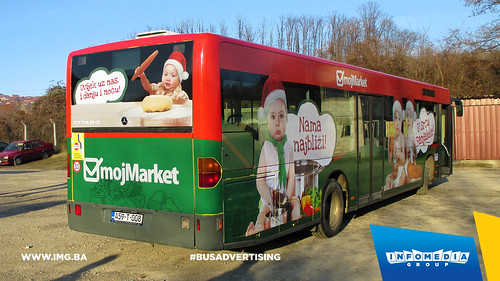Info Media Group - Moj Market, BUS Outdoor Advertising, Banja Luka 12-2015 (3)