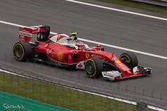 Kimi Rikknen / Ferrari (Raphael Leone Aguilar) Tags: formula1 formula 1 brazil brasil interlagos 2016 qualify qualificao