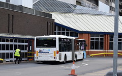 National Express Coventry 6017 at Pool Meadow Bus Station, Coventry (paulburr73) Tags: 6017 coventry bendibus citaro o530g nxc nxwm busstation poolmeadow midlands westmidlands 2016 september bj03etd nationalexpress articulated bus mercedes mercedesbenz city urban citycentre